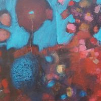 Abstrakte Malerei Anna Dianda