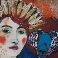 Malerei Gegenstaendlich Anna Dianda